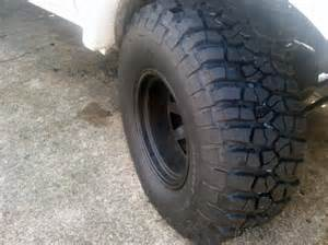 Truck Tires 33 Inch Can A Stock 80 Clear 33 Inch Tires Ih8mud Forum