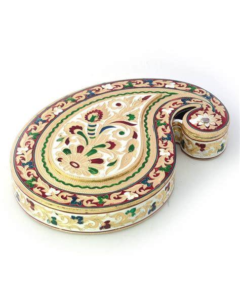 Creative Handcraft - creative handicraft colorful handmade white metal golden