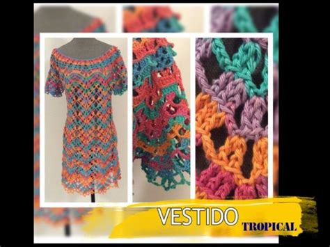 blusa tejida a crochet para verano parte 1 de 2 crochet blusa tejida a crochet para verano parte 1 de 2