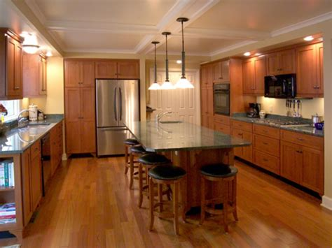 Kitchen Layout Ideas With Island by Kitchen Layout Templates 6 Different Designs Hgtv