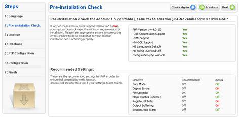 how to install joomla 1 5 engine template help com