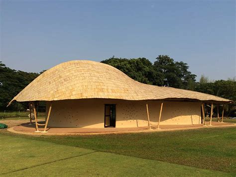 Environmentally Friendly Houses by Bamboo Architecture And Construction Earth Construction