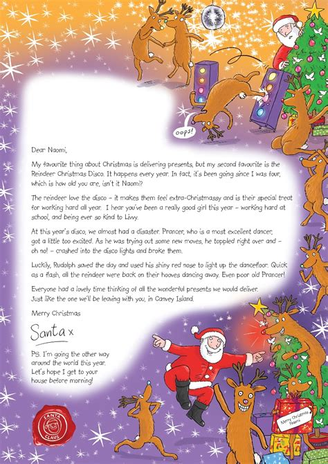 child   letter  santa britmums