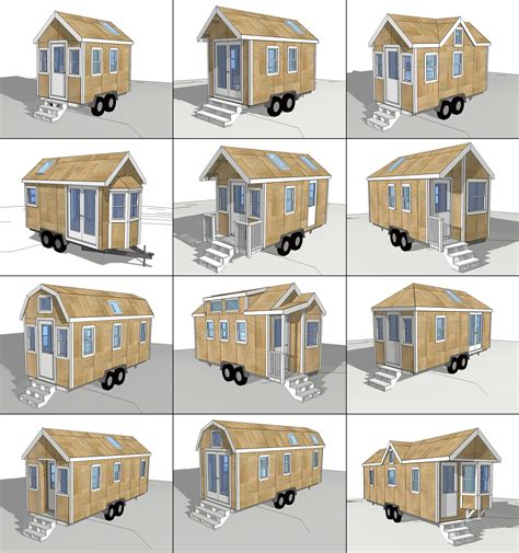 tiny house designers like any of these tiny house designs