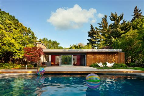 house design with pool a mid century pool house renovated by tongtong design milk