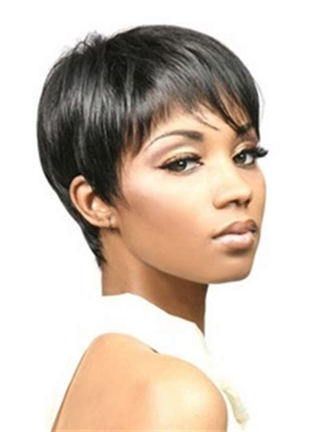 hair cut font pixie cut hairstyle synthetic wigs short hair straight