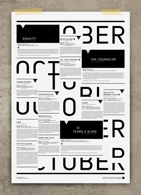 grid layout poster design studio regia regia graphicdesign types typography