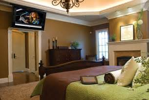 Nice master bedrooms with tv info home and furniture decoration