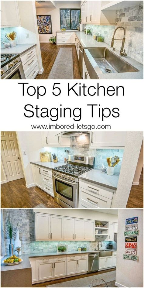 kitchen staging ideas best 25 kitchen staging ideas on pinterest