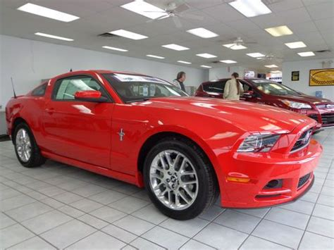 2014 ford mustang pony package find new new 2014 mustang v6 coupe premium pony package