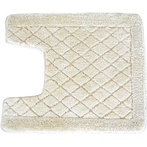 Contour Bathroom Rugs Fashion Everrouge Memory Foam Contour Rug Walmart