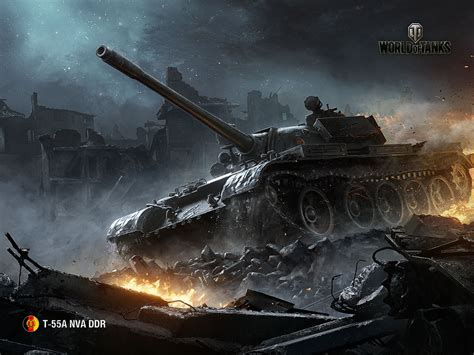 fb e100 object 260 and t 55a wallpapers for the record