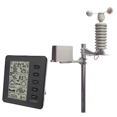 backyard weather station reviews la crosse technology professional backyard weather station
