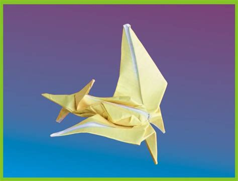 Origami Pterodactyl - origami triceratops related keywords suggestions