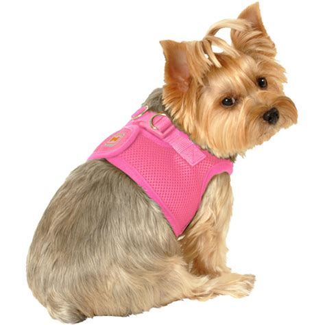 dogs 2 walmart simplydog pink mesh harness dogs walmart