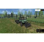 Unimog Forst  LS15 Mod For Landwirtschafts Simulator 15 LS