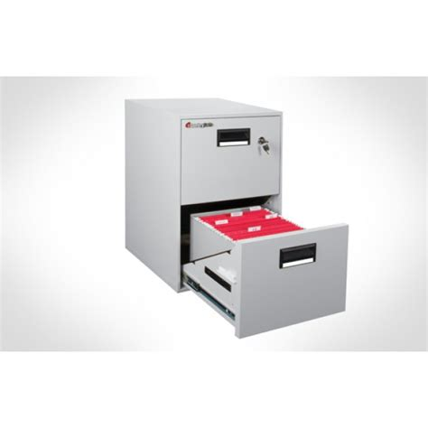sentry 2 drawer fireproof file cabinet sentry 2b2100 fire water impact 2 drawer media file