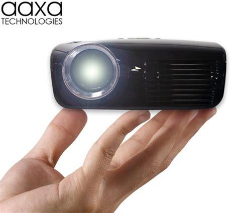 Projector Mini aaxa m2 micro projector lcos held mini projector xga led pocket projector
