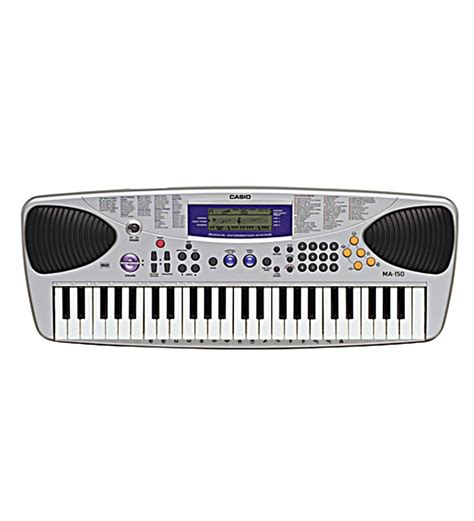 Keyboard Mini Casio Casio Mini Keyboard Ma 150 By Casio Keyboards Pianos Hobbies Pepperfry Product