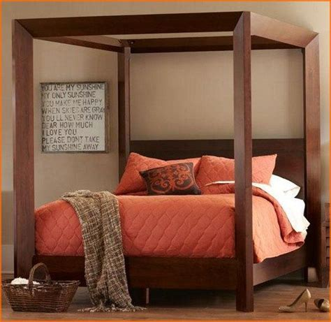 diy four poster bed four poster bed plans woodworking woodworking projects
