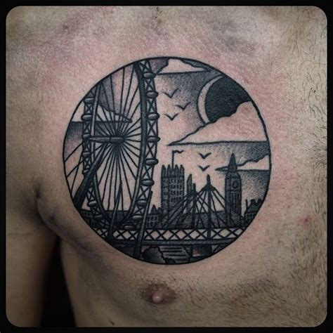 london skyline tattoo best 25 skyline ideas on