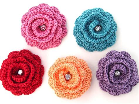 flower pattern of crochet crochet flower pattern wallpapers hd quality