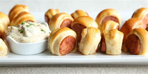 Cook Pigs In A Blanket by Easy Pigs In A Blanket Recipe How To Make Cajun Pigs In