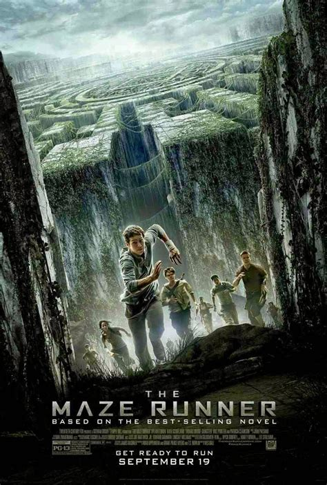 the maze runner film video the maze runner gets a limited imax release this september