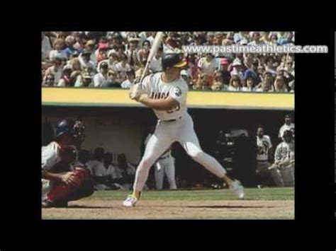 mark mcgwire swing mark mcgwire slow motion home run baseball swing hitting