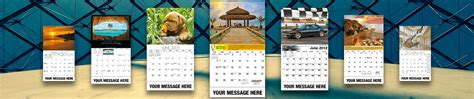 Comda Calendars Personalize Buy Promotional Calendars In Canada Comda