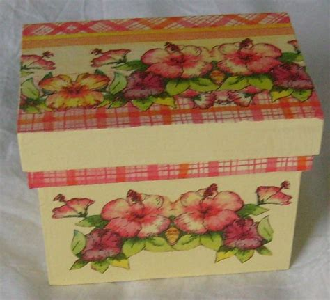 Decoupage Recipe - 10 best images about decoupage craft ideas on