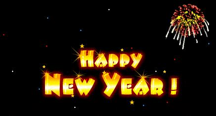 new year gif for bbm 25 happy new year 2018 hd animated gif images st