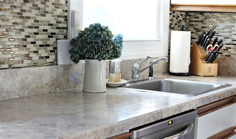 Paint Laminate Countertops by Hometalk Painted Laminate Countertops
