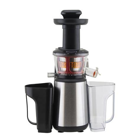 stainless steel juicer power juice extractor slow juicer stainless steel 400 watt