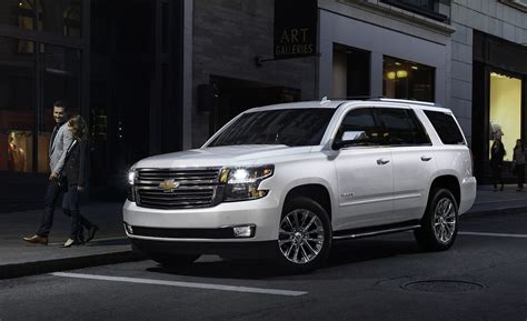 2019 Chevrolet Tahoe by 2019 Chevrolet Tahoe Premier Plus Edition Chevrolet