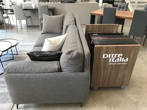 ditre divani prezzi divano in tessuto kris ditre italia a prezzo scontato