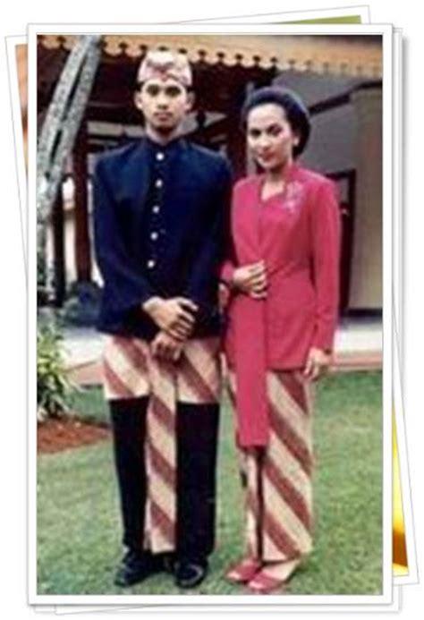 Pangsi Pakaian Adat Sunda Satu Paket fitinline 6 macam pakaian adat dalam budaya sunda