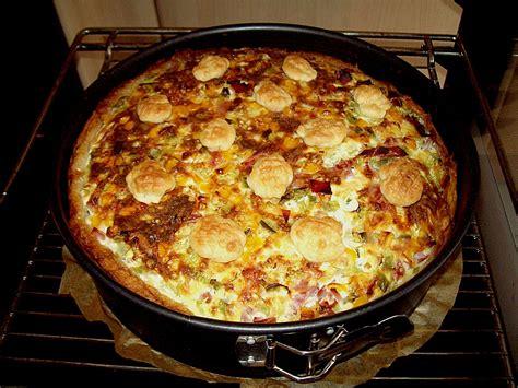 pizza kuchen chefkoch pizza kuchen rezepte beliebte rezepte f 252 r kuchen und