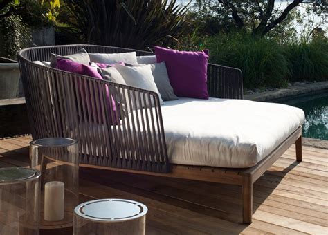 Tribu Mood Garden Daybed   Tribu Outdoor Furniture At Go