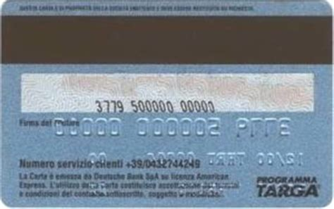 deutsche bank american express bank card amex blue deutsche bank italy col it ae 0002