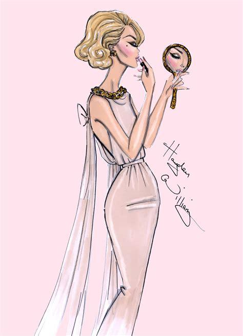 fashion illustration hayden williams hayden williams fashion illustrations june 2013