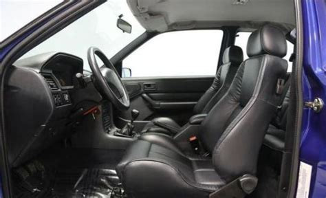 Ford Rs Cosworth Interior by 13k Carb 1995 Ford Rs Cosworth Bring