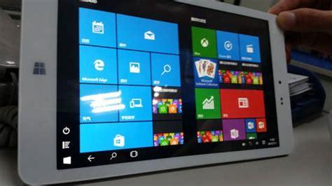 install windows 10 chuwi hi8 chuwi hi8 dual boot tablet spotted running windows 10