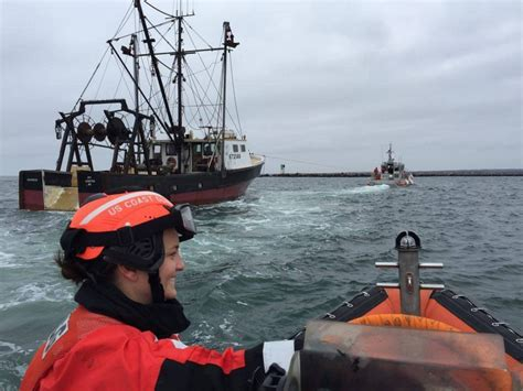 registering your boat with the coast guard dvids images coast guard crews tow disabled fishing