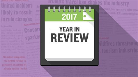 2017 year in review travel weekly