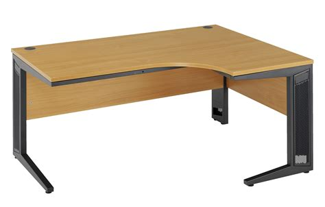 Ergonomics Office Desk Directiv Ergonomic Cable Managed Office Desk 1600mm
