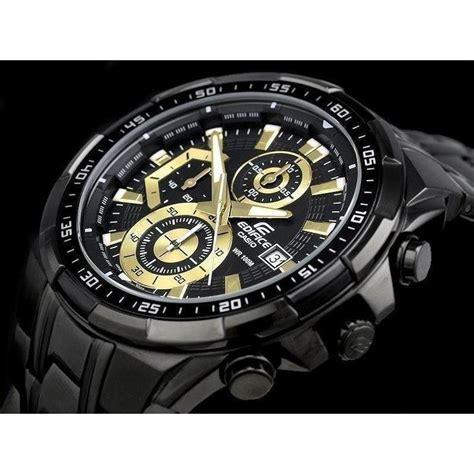 Jam Tangan Pria Casio Edifice Efr 556bk jual best seller jam tangan pria casio edifice efr 539bk 1av di lapak likeboss likeboss