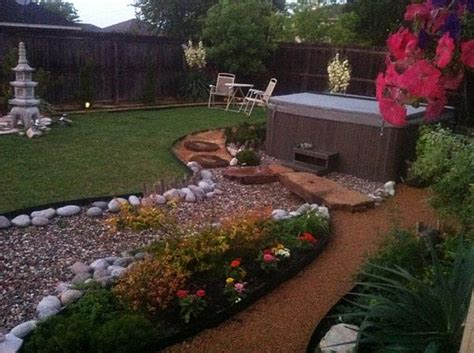 backyard jacuzzi small backyard landscaping ideas with hot tub joy studio design gallery best design
