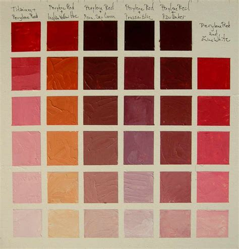 what color is umber burnt umber color chart search color