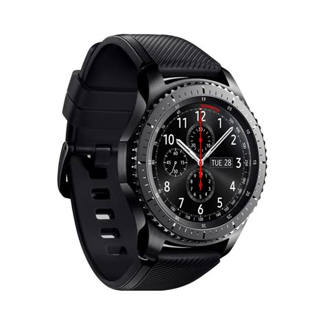 Smartwatch Gear S3 Frontier samsung smartwatch gear s3 frontier bcc nl